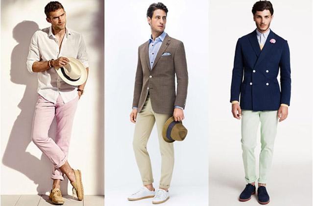Khaki and Chino pants