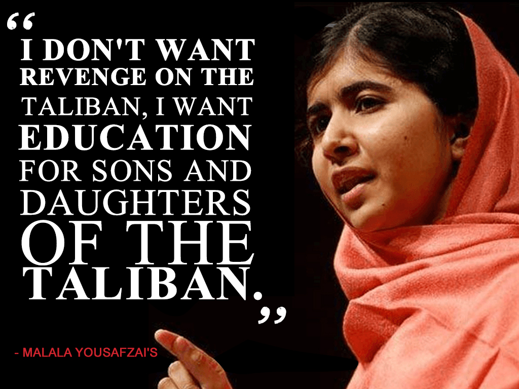 the brave girl malala yousafzai Girl with love of her family so-tell-o malala yousafzai - so young, inspiring to be so determined and brave seed of bravery ~ may the strength of brave old malala uplift us all, for if she can stand firm in her truth and light, then so can we.